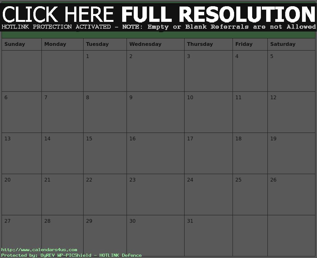 January Calendar 2019 Portrait